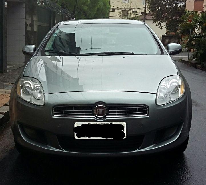 Fiat Bravo Essence 1.8 16V Dualogic (Flex) - Foto #1