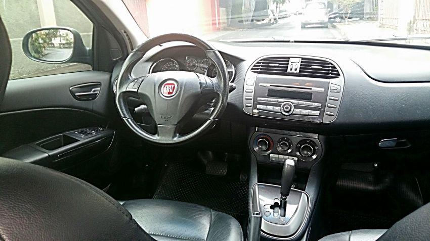 Fiat Bravo Essence 1.8 16V Dualogic (Flex) - Foto #10