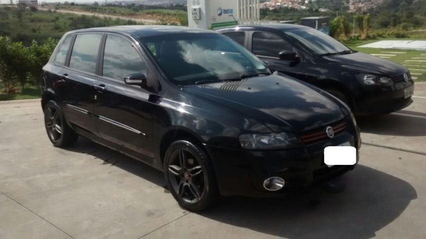 Fiat Stilo Sporting Dualogic 1.8 8V (Flex) - Foto #4