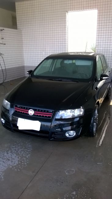 Fiat Stilo Sporting Dualogic 1.8 8V (Flex) - Foto #5
