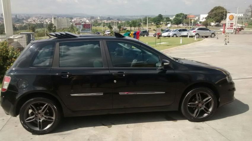 Fiat Stilo Sporting Dualogic 1.8 8V (Flex) - Foto #1