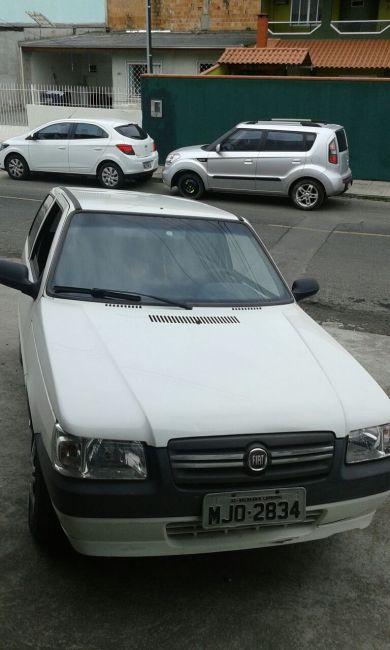 Fiat Uno Attractive 1.0 Firefly (Flex) - Foto #5