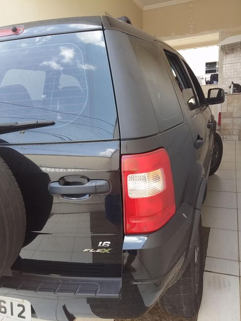 Ford Ecosport XLT Freestyle 1.6 (Flex) - Foto #8