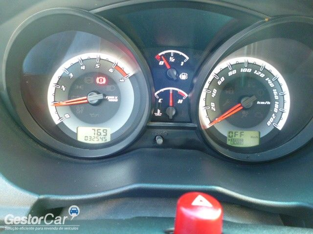 Ford Fiesta Sedan SE 1.6 Rocam (Flex) - Foto #9