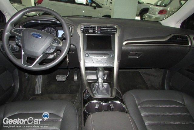 Ford Fusion 2.5 16V iVCT (Flex) (Aut) - Foto #5