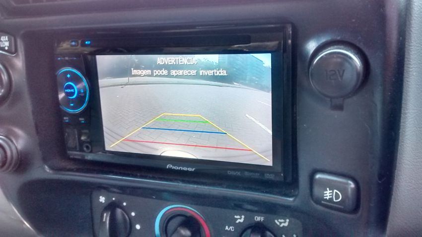 Ford Ranger XLT 4x4 4.0 V6 (Cab Simples) - Foto #3