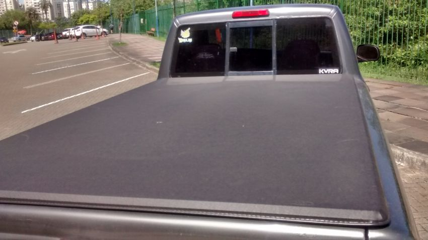Ford Ranger XLT 4x4 4.0 V6 (Cab Simples) - Foto #7