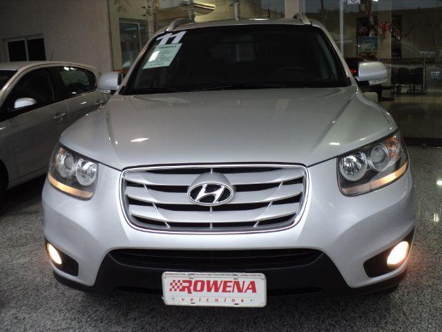Hyundai Santa Fé GLS 4WD 3.5 Mpfi 24V - Foto #1