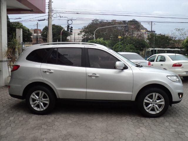 Hyundai Santa Fé GLS 4WD 3.5 Mpfi 24V - Foto #3