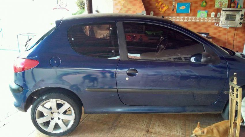Peugeot 206 Hatch. Soleil 1.0 16V 2p - Foto #2