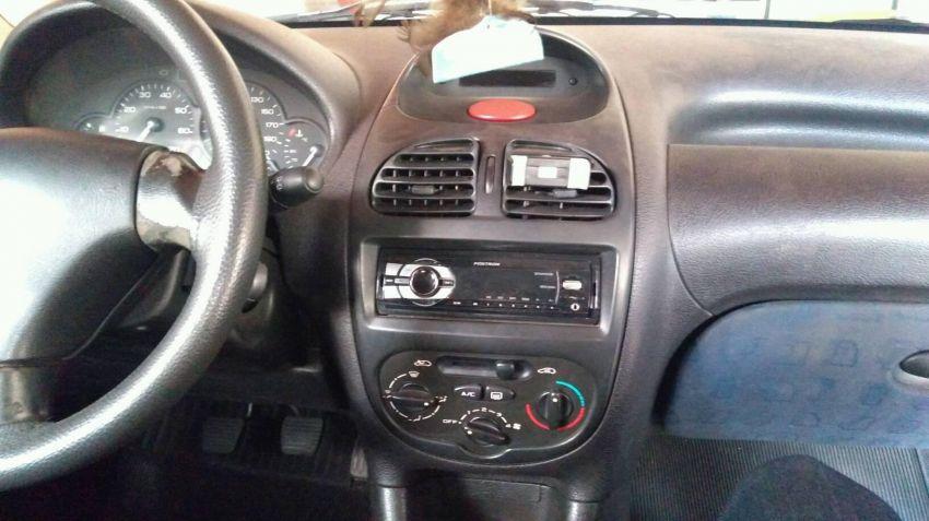 Peugeot 206 Hatch. Soleil 1.0 16V 2p - Foto #3