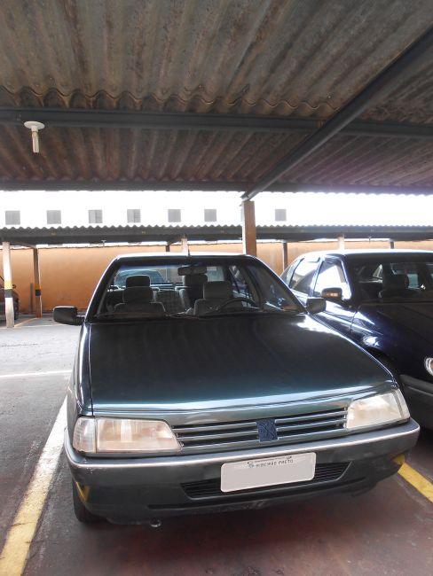 Peugeot 405 Sedan GRI 1.8 - Foto #3