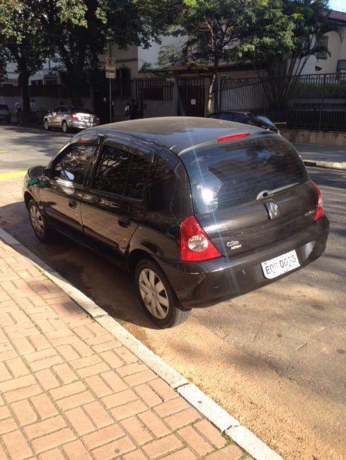 Renault Clio Hatch. Expression 1.6 16V (flex) - Foto #1