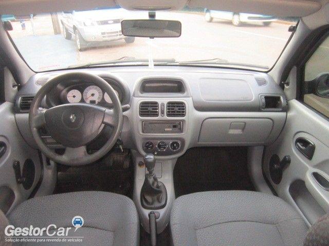 Renault Clio Sedan Authentique 1.0 16V (flex) - Foto #8