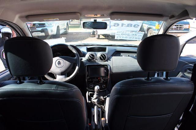 Renault Duster 2.0 16V Tech Road (Flex) - Foto #2