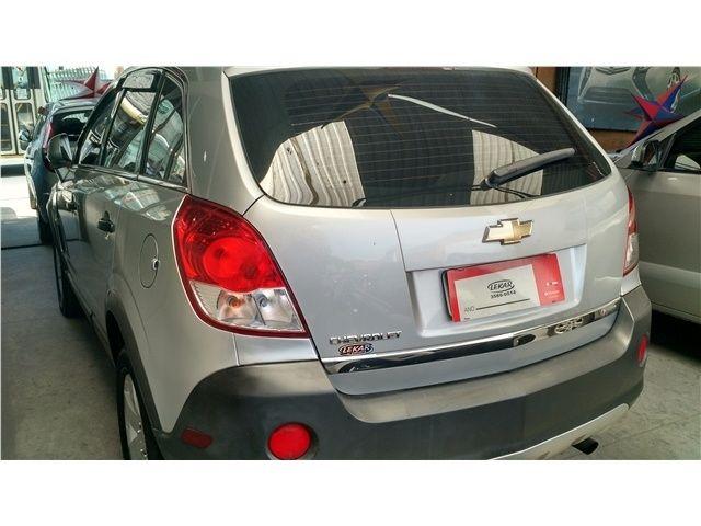 Chevrolet Captiva Ecotec 2.4 16v - Foto #1