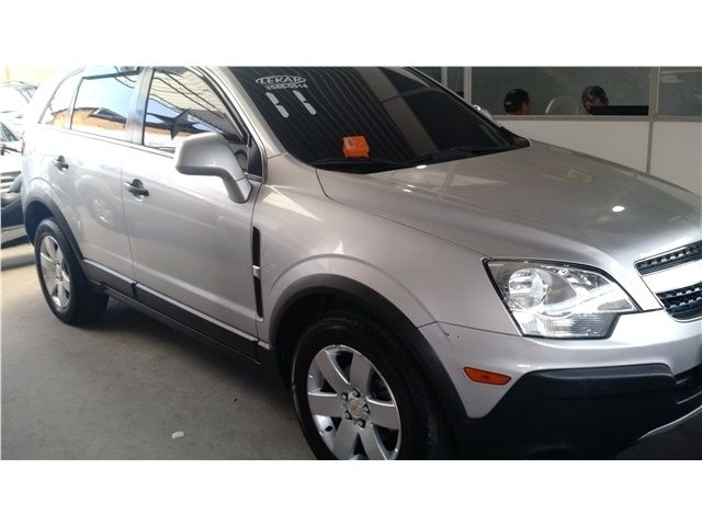 Chevrolet Captiva Ecotec 2.4 16v - Foto #3