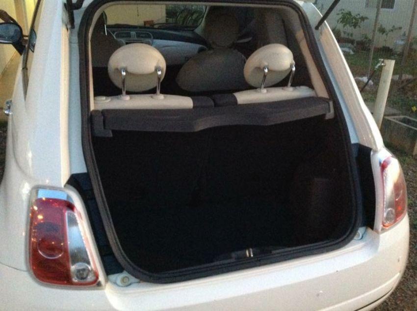 Fiat 500 Cult Dualogic 1.4 Evo (Flex) - Foto #9