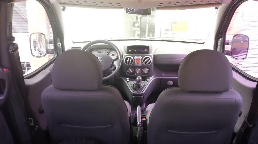 Fiat Doblò Adventure Try On 1.8 8V (Flex) - Foto #5