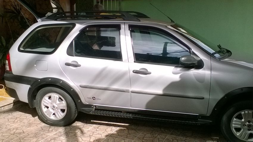 Fiat Palio Weekend Adventure 1.8 8V (Flex) - Foto #4