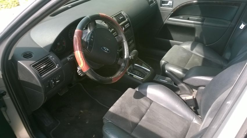 Ford Mondeo Sedan Ghia 2.0 16V (Aut) - Foto #5