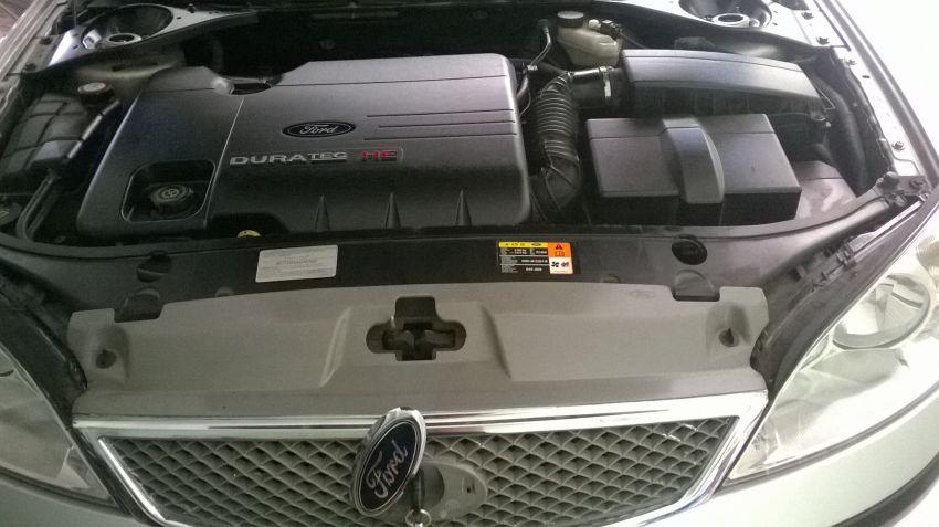 Ford Mondeo Sedan Ghia 2.0 16V (Aut) - Foto #7
