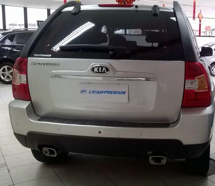 KIA Sportage LX 2.0 16V 4x2 (aut) ABS - Foto #4