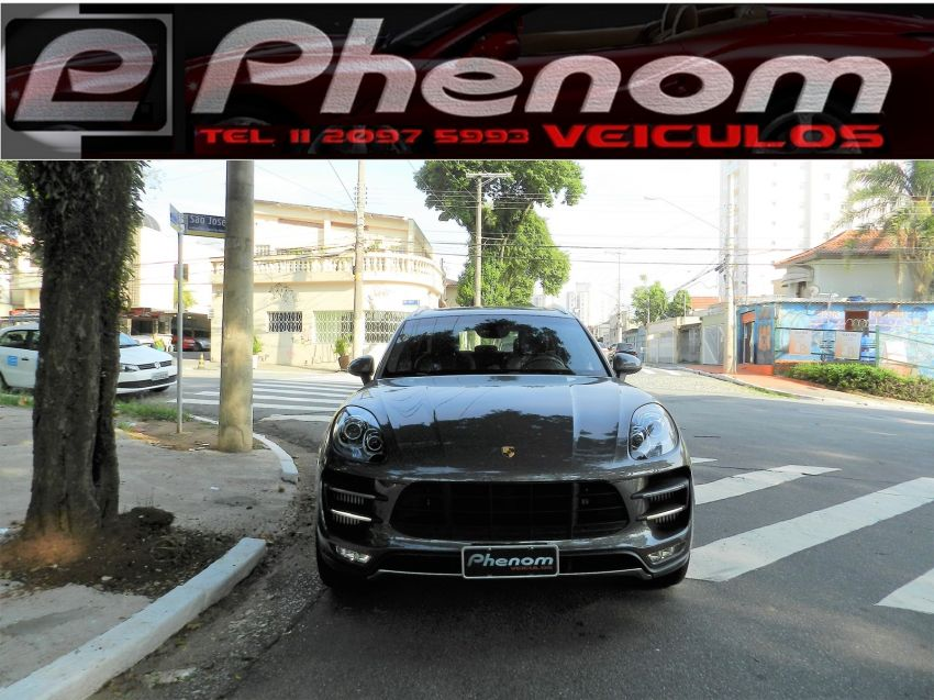 Porsche Macan 3.6 V6 Turbo - Foto #2