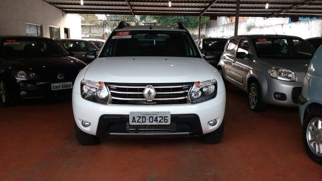 Renault Duster 2.0 16V Tech Road II (Flex) - Foto #1