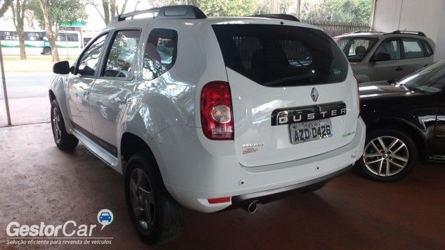 Renault Duster 2.0 16V Tech Road II (Flex) - Foto #4