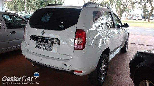 Renault Duster 2.0 16V Tech Road II (Flex) - Foto #5