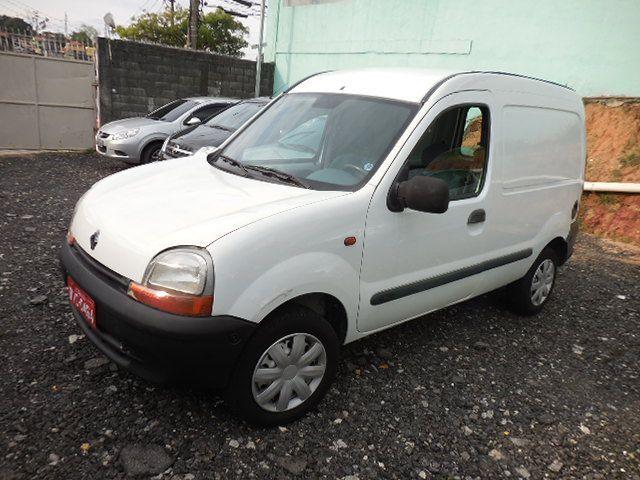 Renault Kangoo Rl 1.0 8V - Foto #2