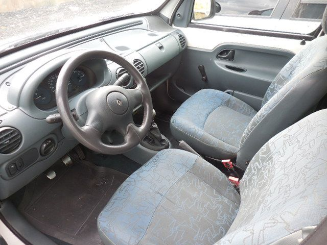 Renault Kangoo Rl 1.0 8V - Foto #4