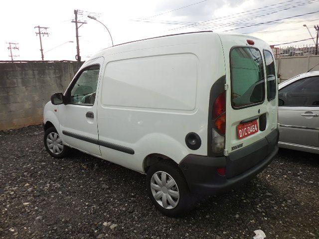 Renault Kangoo Rl 1.0 8V - Foto #6
