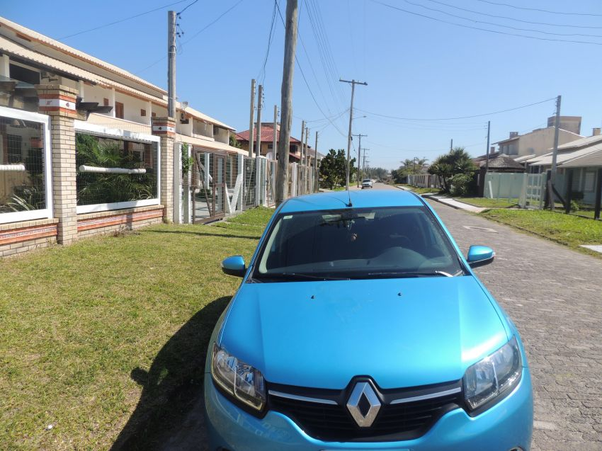 Renault Sandero Dynamique 1.6 8V (Flex) - Foto #1