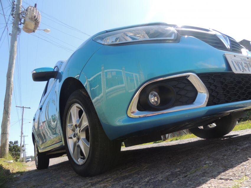 Renault Sandero Dynamique 1.6 8V (Flex) - Foto #7