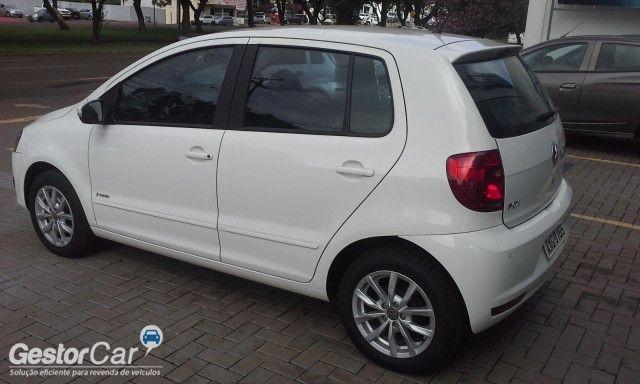 Volkswagen Fox 1.6 VHT (Flex) - Foto #4