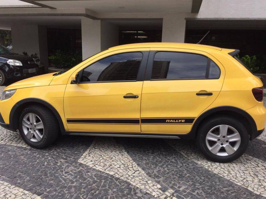 Volkswagen Gol Rallye 1.6 8V (Flex) - Foto #3