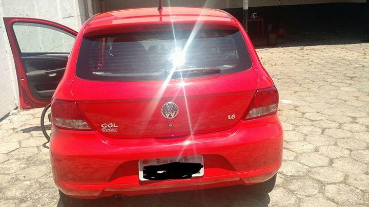 Volkswagen Gol 1.6 8V (Flex) - Foto #4