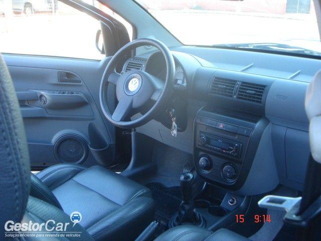 Volkswagen SpaceFox Comfortline 1.6 8V (Flex) - Foto #4