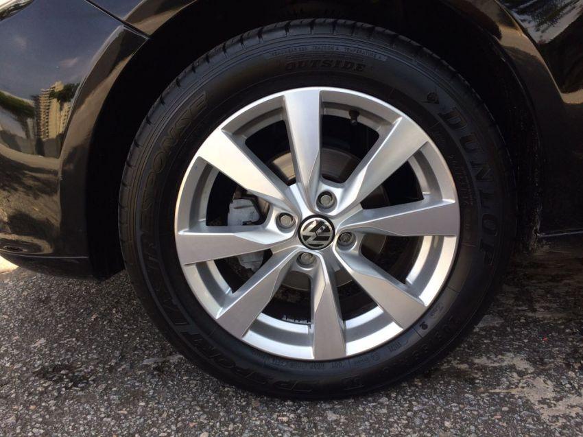 Volkswagen Voyage 1.0 MPI Trendline (Flex) - Foto #9