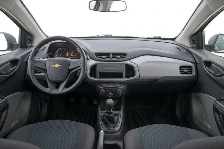 Chevrolet Prisma 1.4 SPE/4 LT - Foto #2