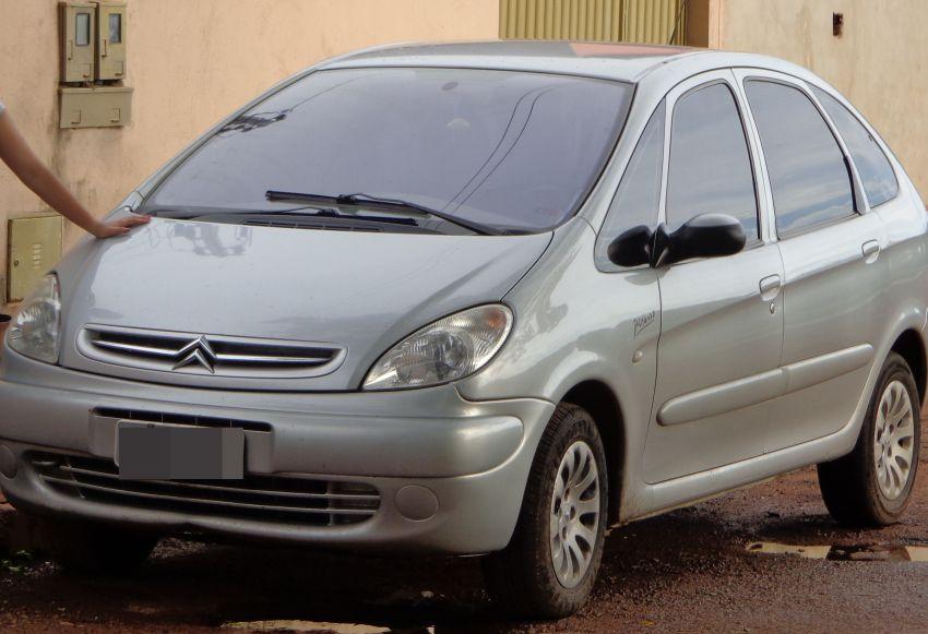Citroën Xsara Picasso GLX 2.0 16V - Foto #1