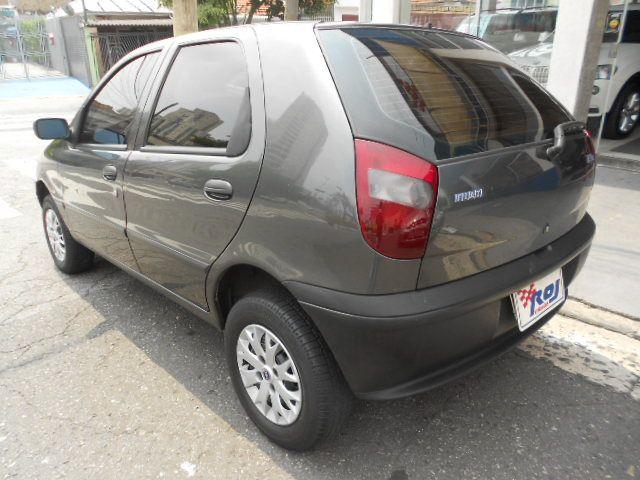 Fiat Palio EX 1.0 MPi 4p - Foto #5