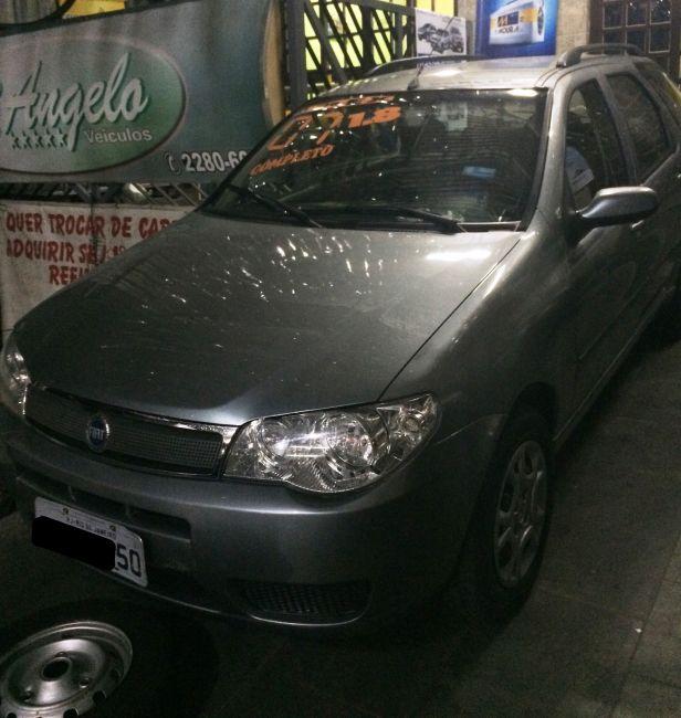 Fiat Palio Weekend HLX 1.8 8V (Flex) - Foto #1