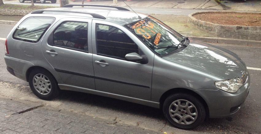 Fiat Palio Weekend HLX 1.8 8V (Flex) - Foto #5