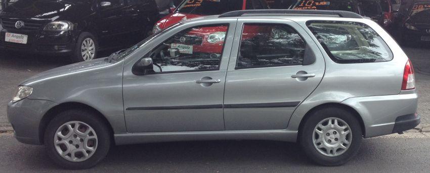 Fiat Palio Weekend HLX 1.8 8V (Flex) - Foto #8