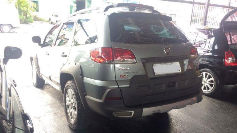 Fiat Palio Weekend Adventure Locker 1.8 8V (Flex) - Foto #9