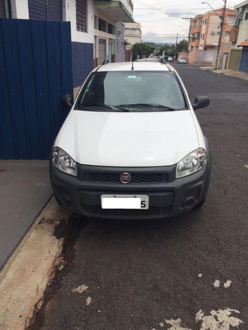 Fiat Strada Working 1.4 (Flex) (Cab Simples) - Foto #1
