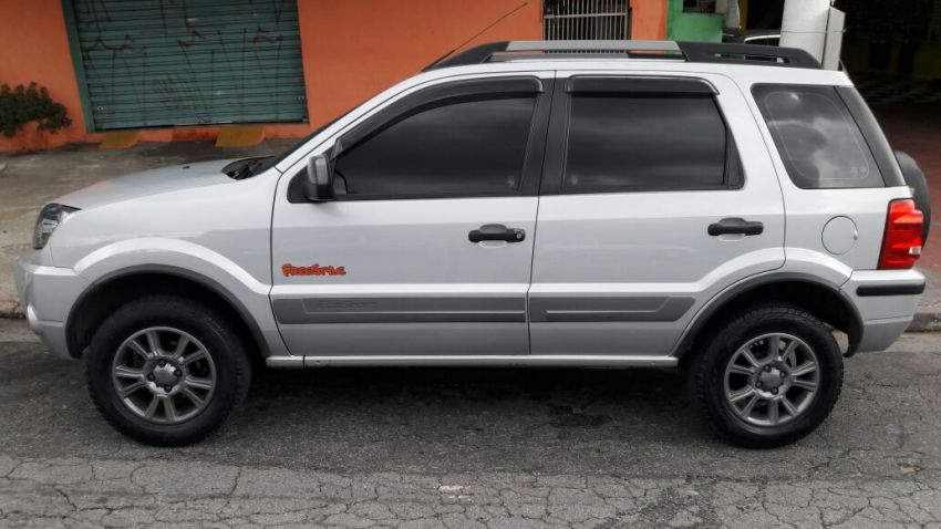 Ford Ecosport XLT Freestyle 1.6 (Flex) - Foto #3